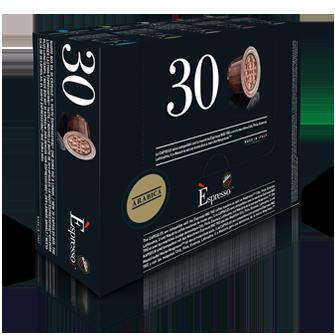 arabica еспресо капсули 30 броя