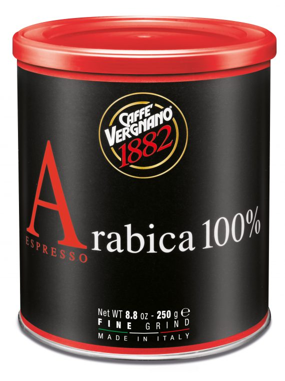 Vergnano 100% Арабика Еспресо 250 гр. мляно