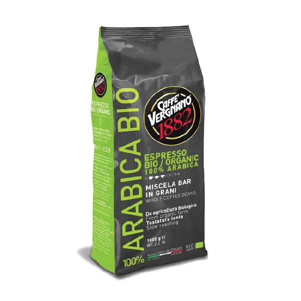 Vergnano Био / Organic 100 % Arabica 1 кг. на