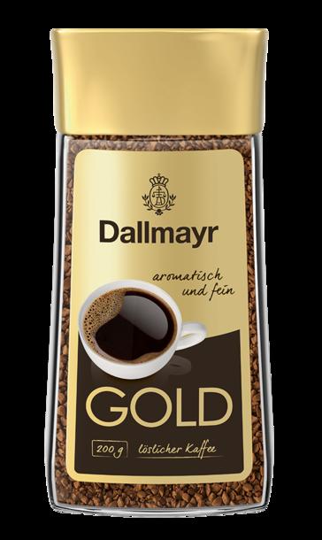 Dallmayr Gold 200 гр. инстантно кафе