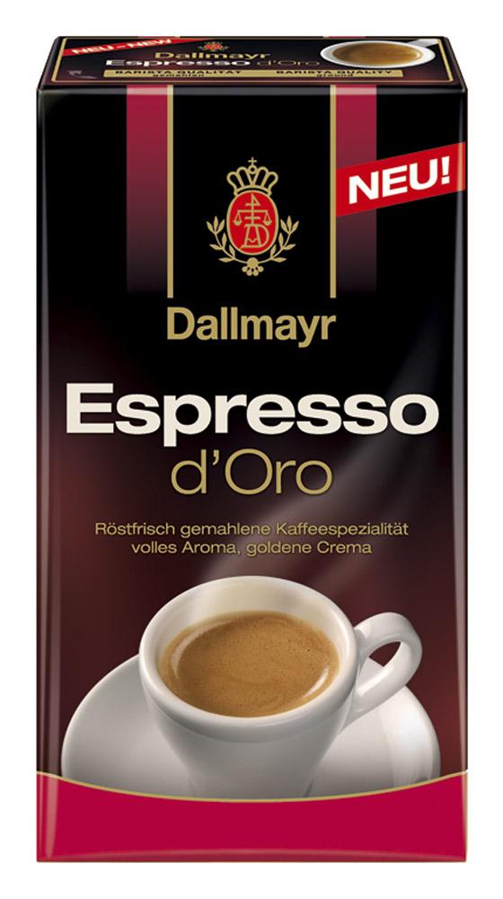 Dallmayr Espresso dOro