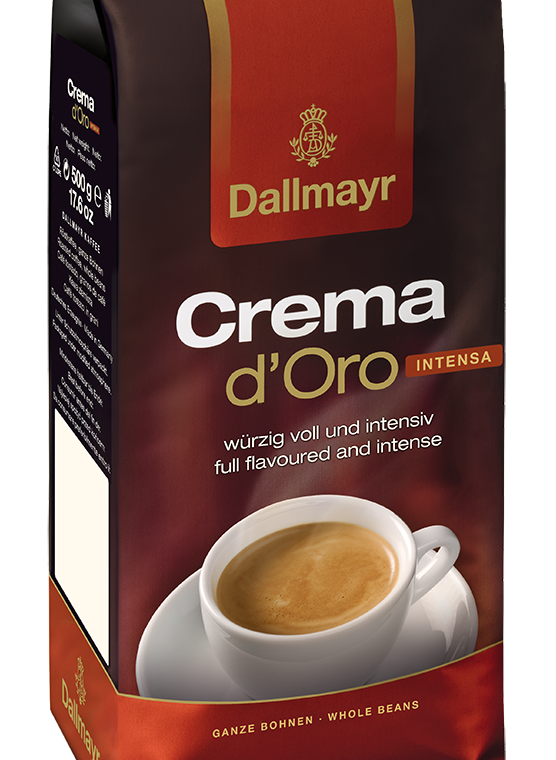 Dallmayr Crema doro intensa