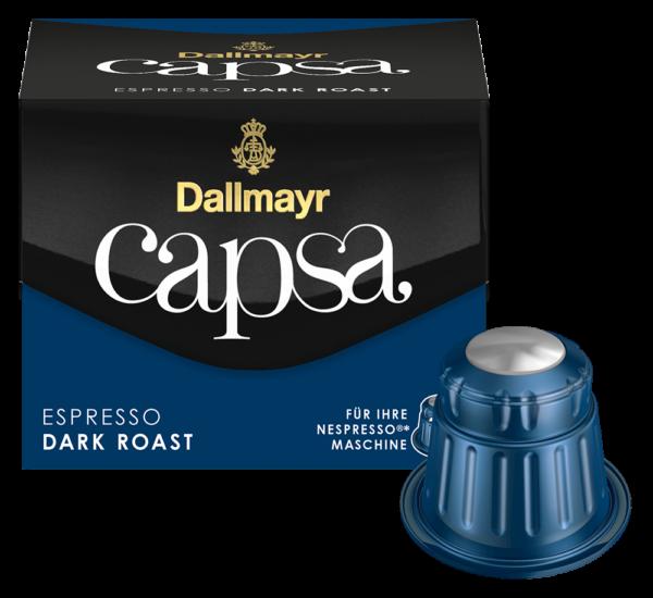 Dallmayr capsa Espresso Dark Roast