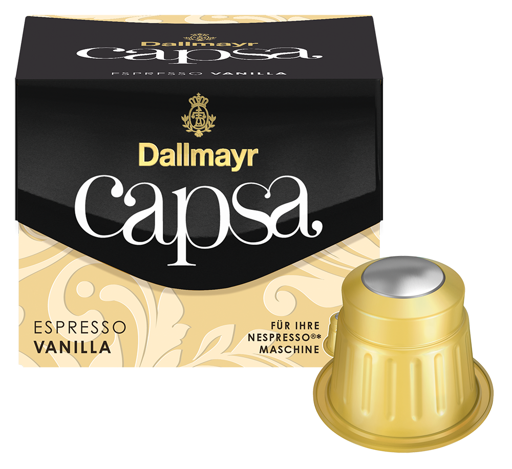 Dallmayr capsa Espresso Vanilla