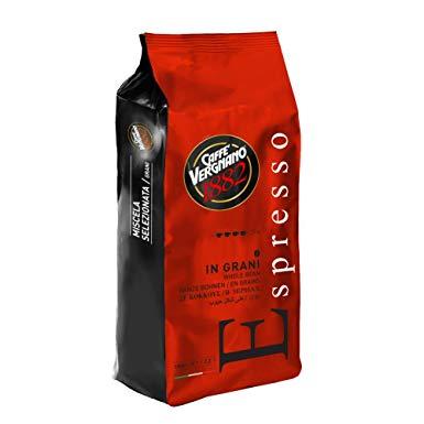 Кафе Vergnano Еспресо 1 кг. на зърна