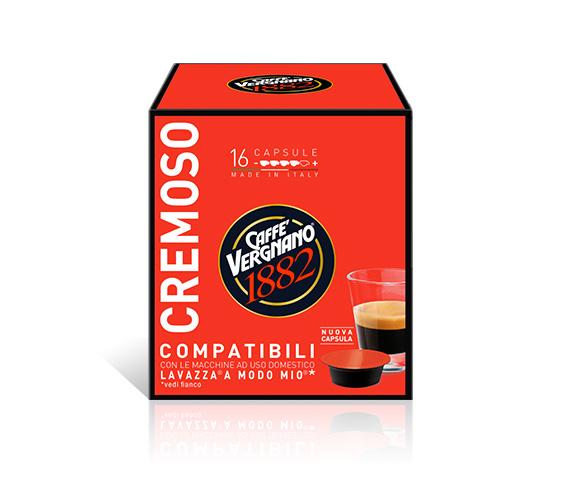 capsule caffe compatibili lavazza amodomio cremoso