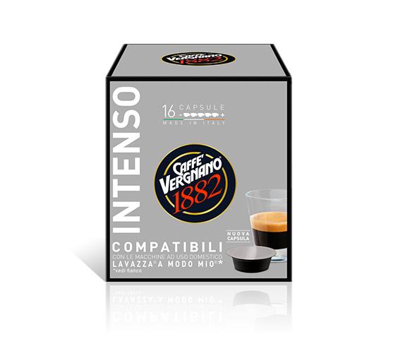 capsule caffe compatibili lavazza amodomio intenso