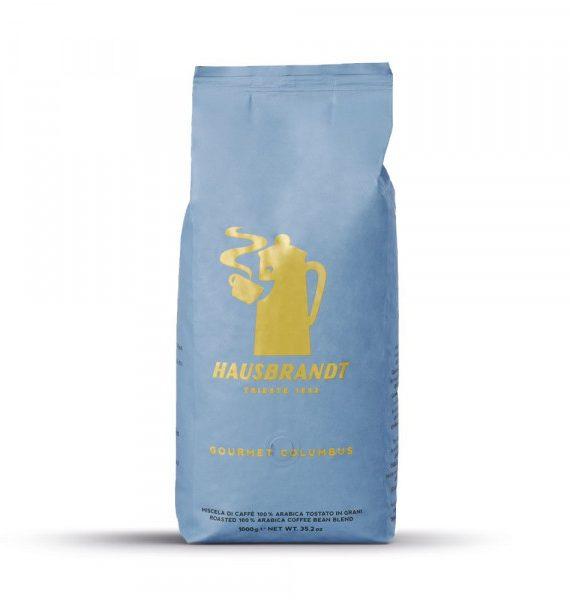 HausbrandtGourmet Columbus кафе на зърна 1кг.