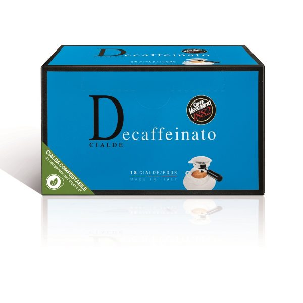 Vergnano Безкофеин дози 18 бр.