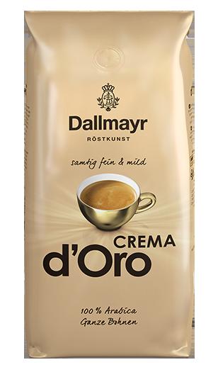 Dallmayr CREMA D'oro 500 гр. на зърна