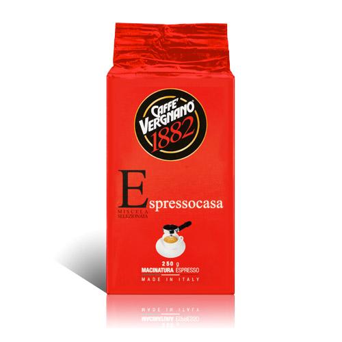 vergnano espresso 250g