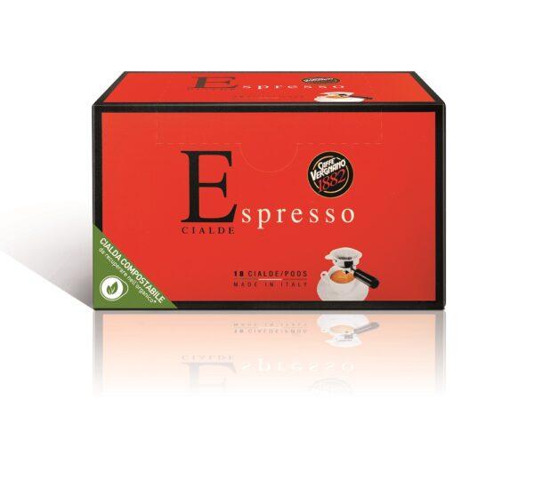 Vergnano Еспресо дози 18 бр.