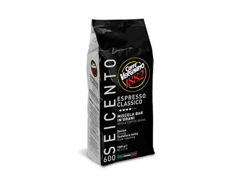 espresso classico 600
