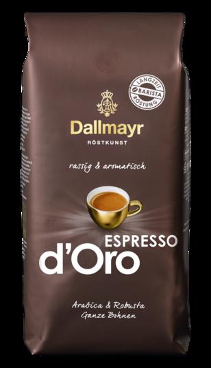 Dallmayr ESPRESSO Doro 500 гр. на зърна