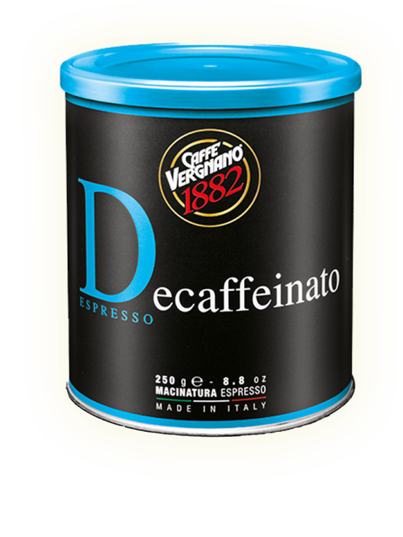 ground coffee decaf