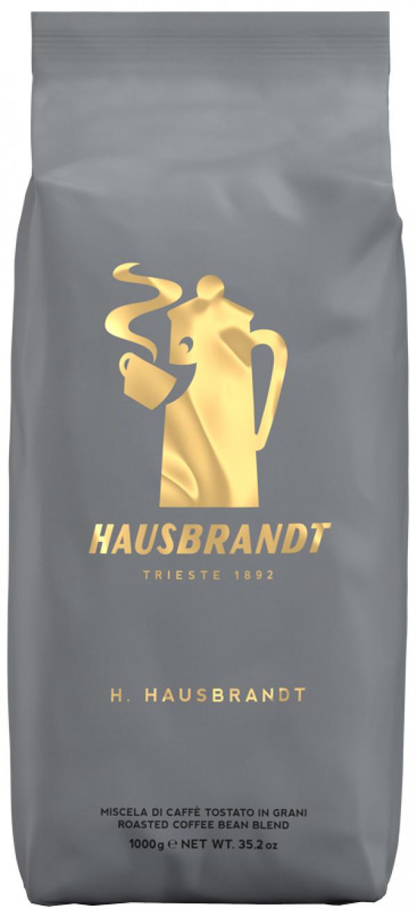 Hausbrandt- H.Hausbrandt кафе на зърна 1кг