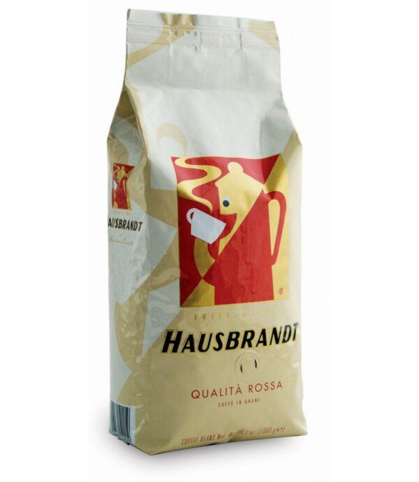 Hausbrandt qualita rossa кафе на зърна 1 кг