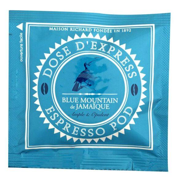 espresso pod blue mointain