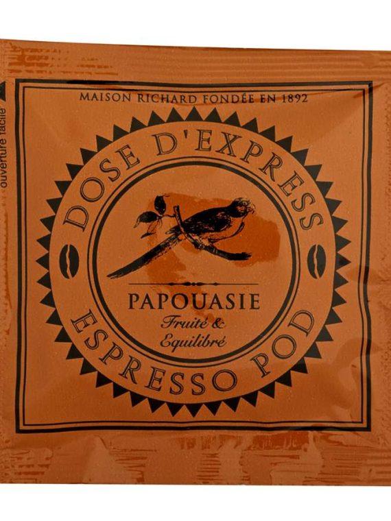 espresso pod papouasie