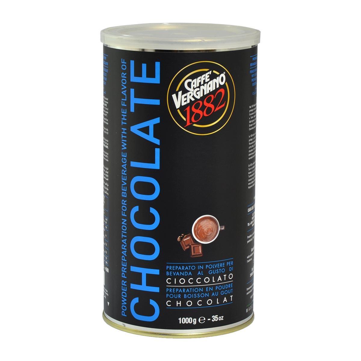 Vergnano Горещ Шоколад 1 кг.