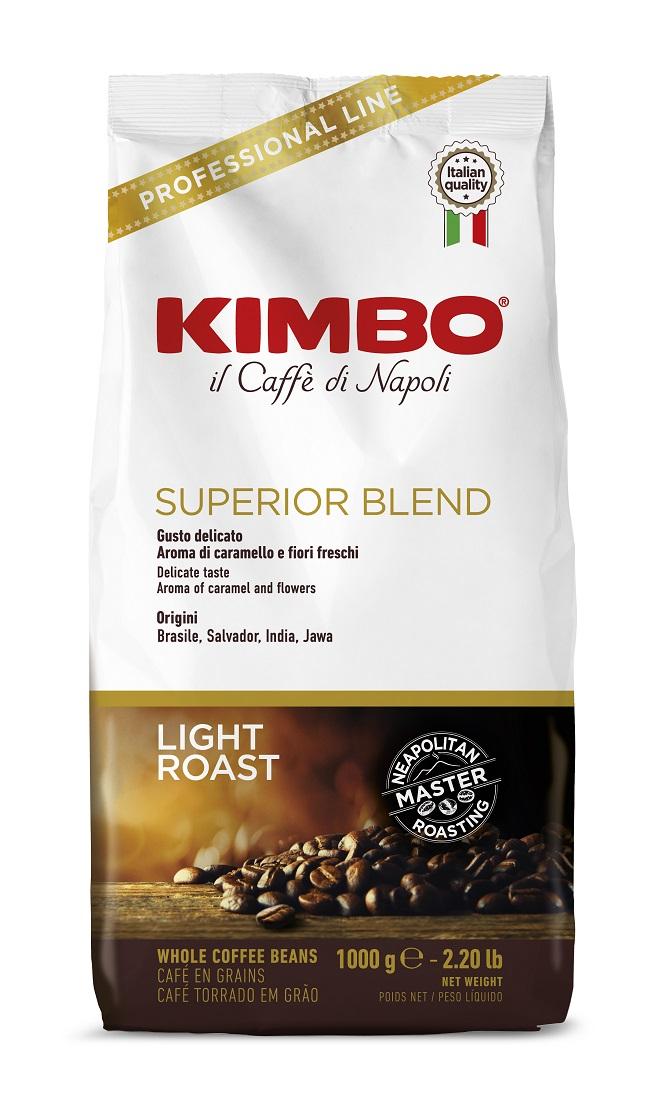 Kimbo Superior Blend кафе на зърна 1 кг