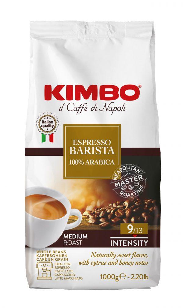 Kimbo Espresso BARISTA 100% Арабика 1 кг. кафе на зърна