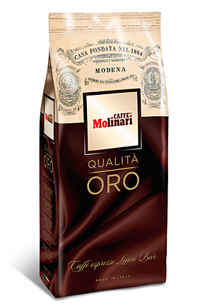 Molinari Oro кафе на зърна 1 кг