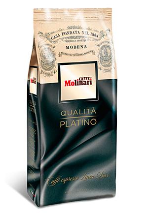 Molinari Platino кафе на зърна 1 кг