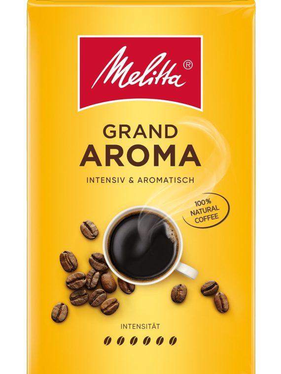 Melitta Гранд Арома 250 гр. мляно кафе