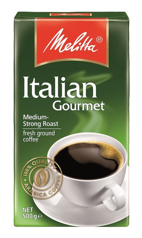Melitta_Italian Gourmet_500gr