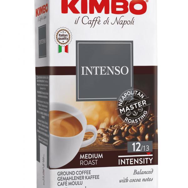 Kimbo Intenso 250 гр. мляно кафе