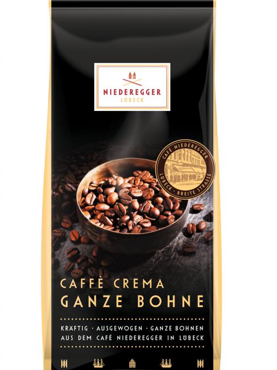 Niederegger Caffé Crema кафе на зърна