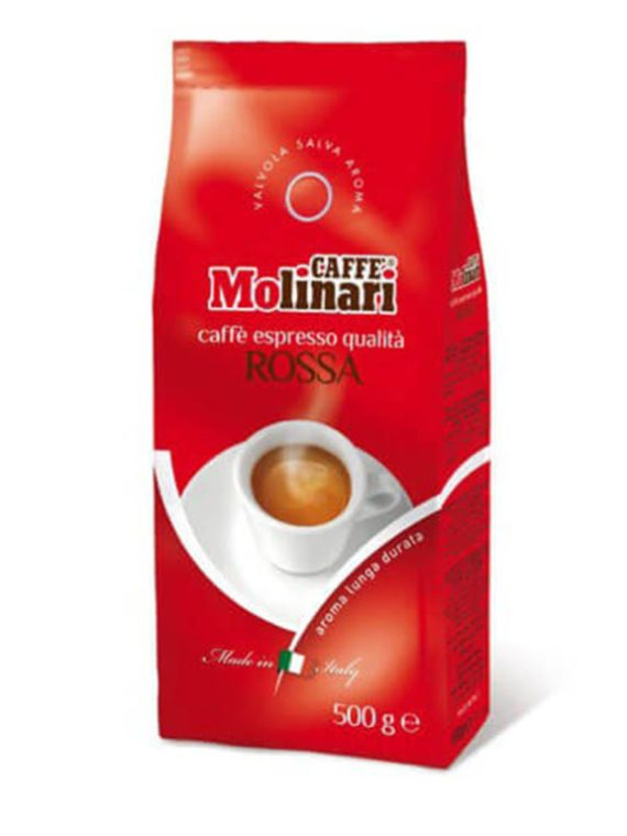 Molinari ROSSA кафе на зърна 500 гр