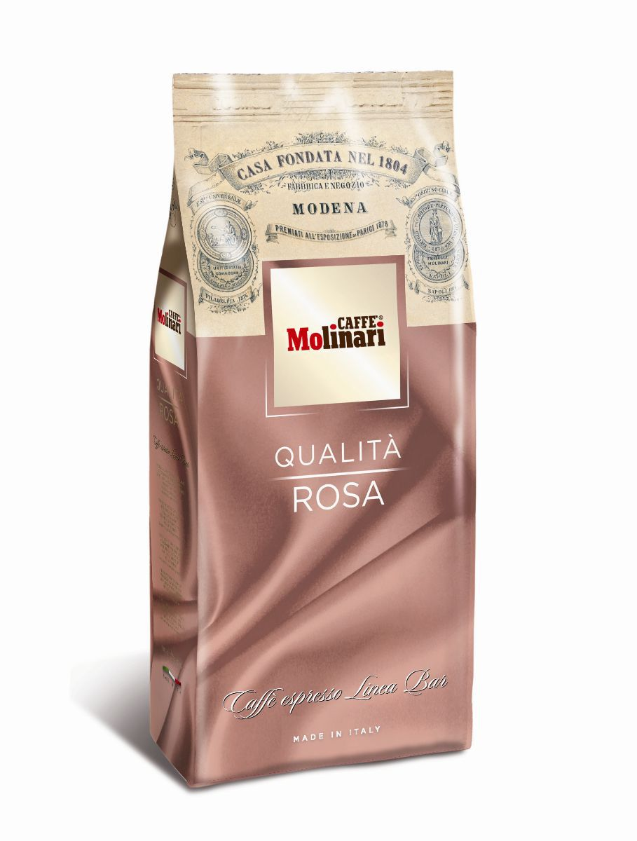 Molinari Rosa кафе на зърна 1 кг