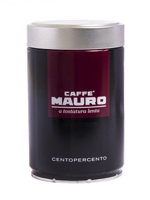 Caffe Mauro CENTOPERCENTO 100% Арабика 250 гр. мляно кафе