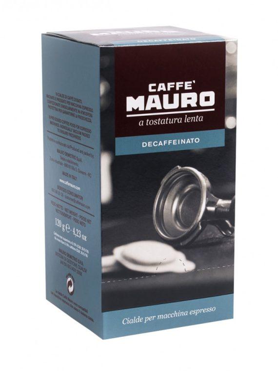 Caffe Mauro DECAFFEINATO - без кофеин дози