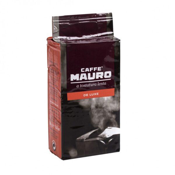 Caffe Mauro DE LUXE 250 гр. мляно кафе вакуум