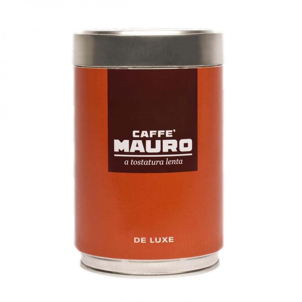 Caffe Mauro DE LUXE 250 гр. мляно кафе