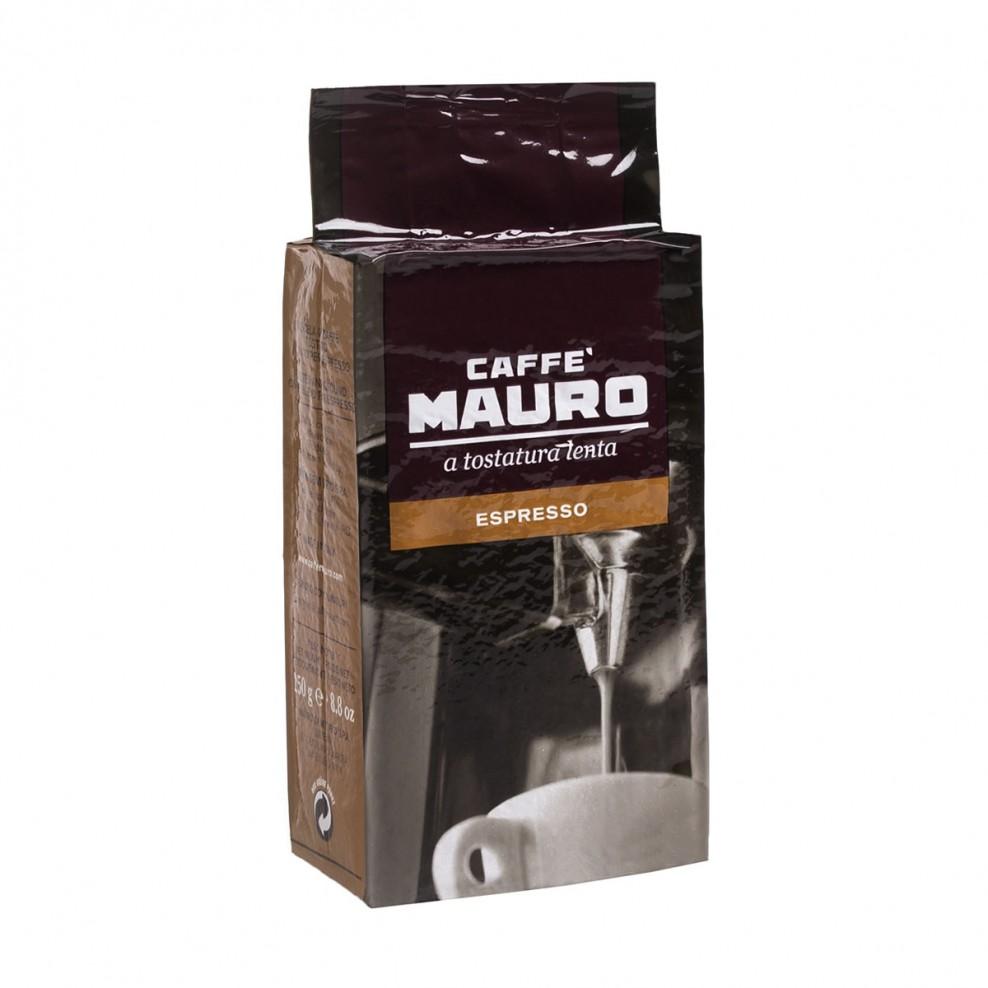 Caffe Mauro ESPRESSO 250 гр. мляно кафе