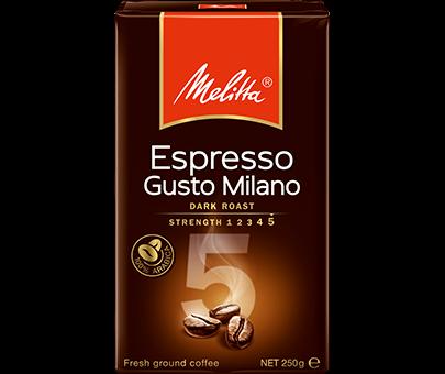 Melitta_Espresso_Gusto_Milano_250g
