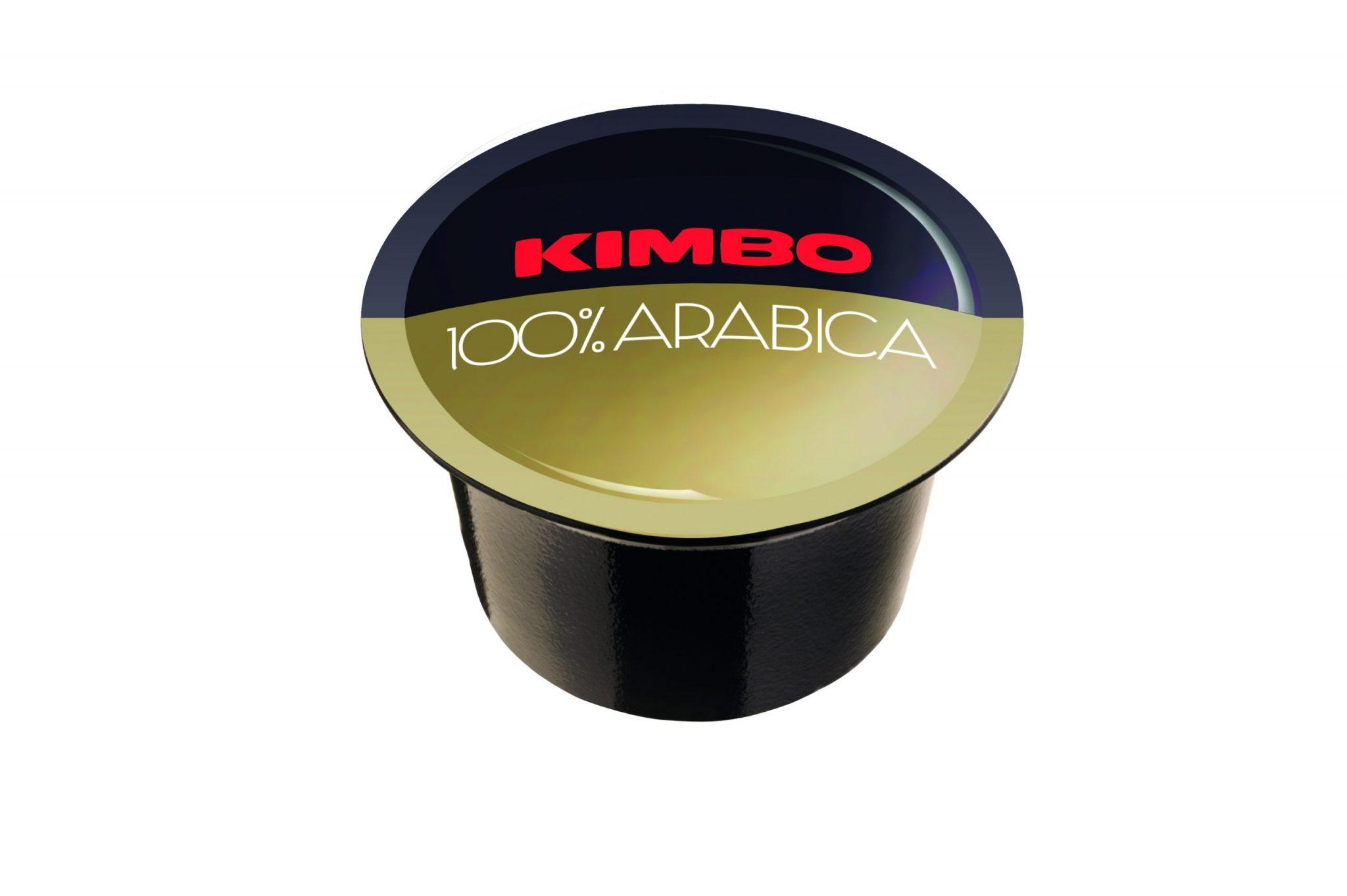 Kimbo 100% Arabika Кафе Капсули 96 бр.
