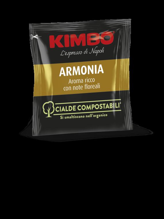 Kimbo Armonia 100% Арабика кафе дози