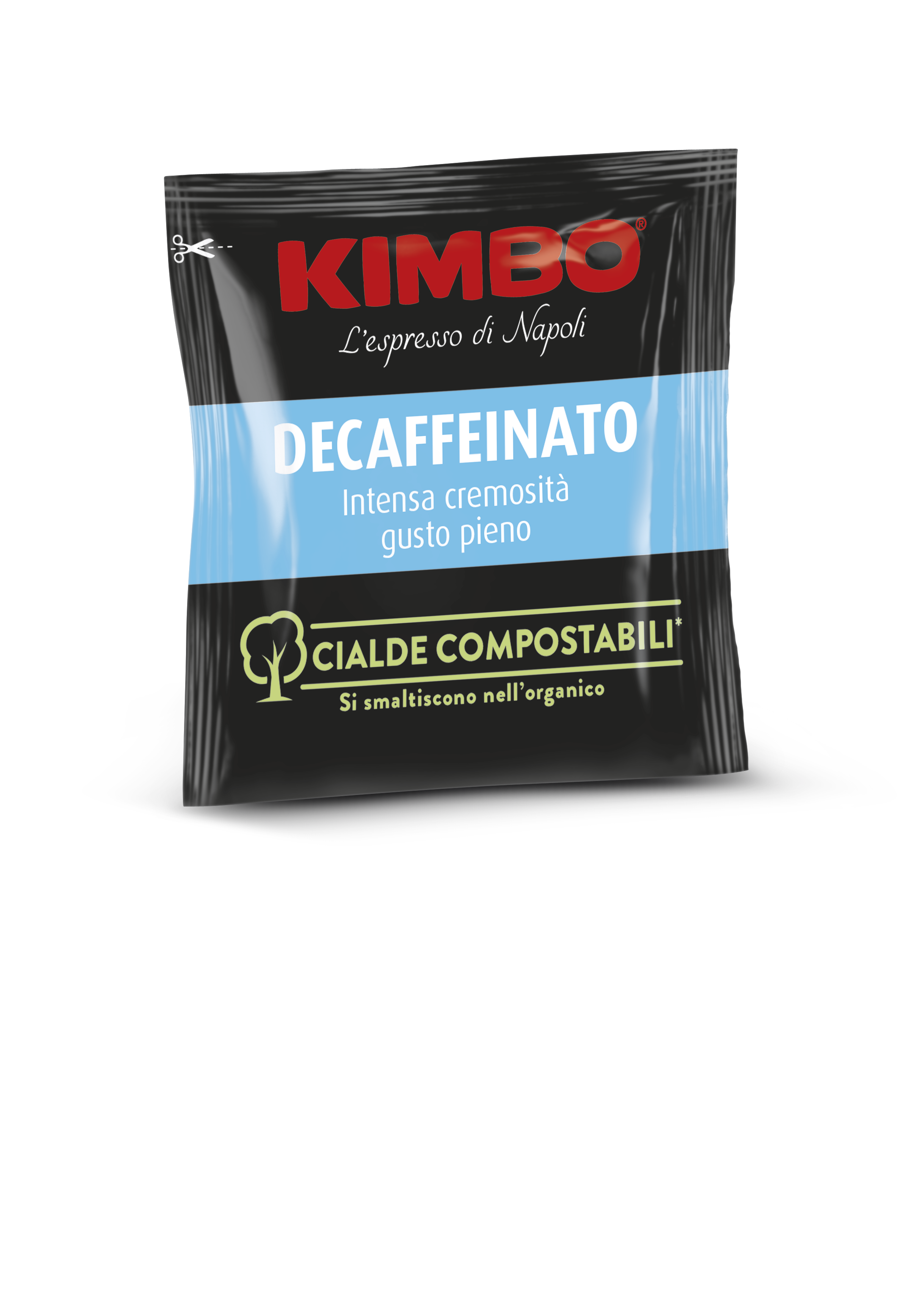 Kimbo Decaffeinato Кафе Дози