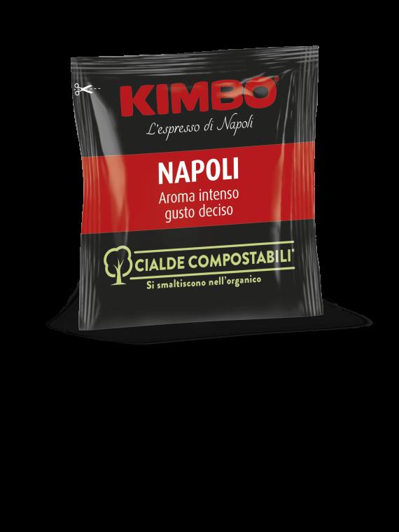 Kimbo Espresso Napoli Кафе Дози