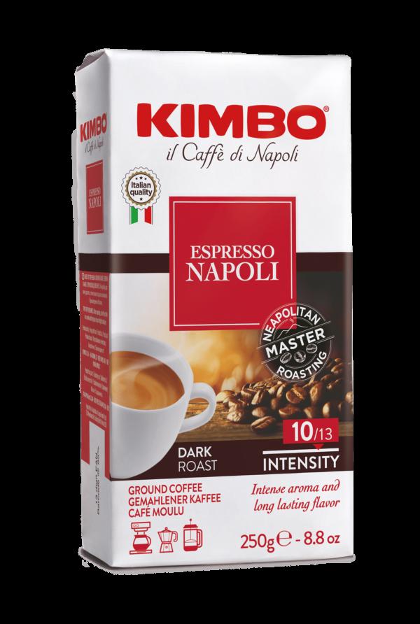 Kimbo Espresso Napoletano 250 гр. мляно