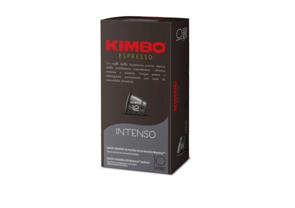 Kimbo Кафе Капсули Intenso NESPRESSO system 10 бр.