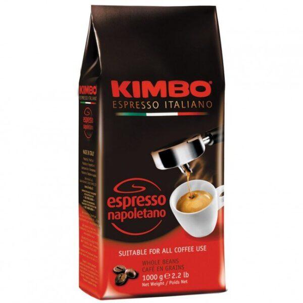 Кафе Kimbo Espresso Napoletano 1 кг. на зърна