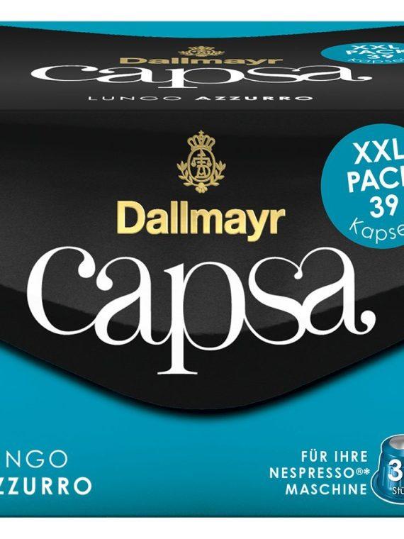 Dallmayr Lungo Azzurro кафе капсули