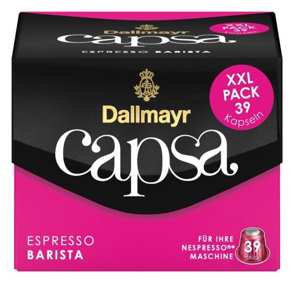 Dallmayr Espresso Barista кафе капсули XXL