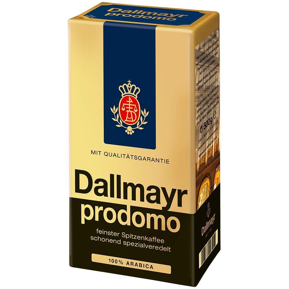 Dallmayr PRODOMO 500 гр. мляно кафе - вакуум